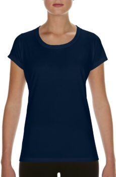 Performance Ladies` Core T-Shirt von der Marke Gildan in Sport Dark Navy