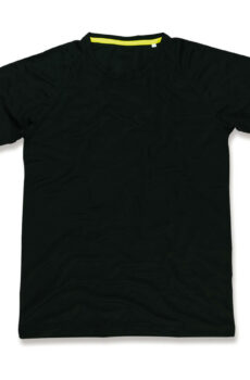 Active 140 Raglan Men von der Marke Stedman in Black Opal