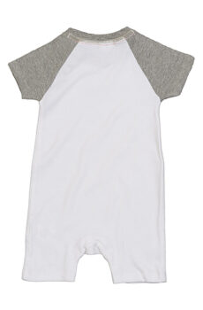 Baby Baseball Playsuit  •  BabyBugz