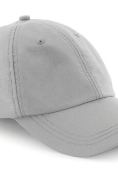 Outdoor 6 Panel Cap von der Marke Beechfield in Light Grey