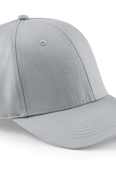 Urbanwear 6 Panel Cap von der Marke Beechfield in Light Grey