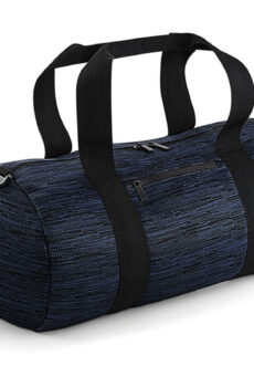 Duo Knit Barrel Bag  •  Bag Base
