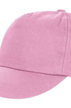 Houston 5-Panel Printers Cap von der Marke Result Caps in Pink
