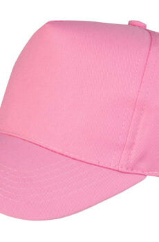 Boston 5-Panel Printers Cap von der Marke Result Caps in Pink