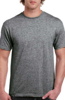 Hammer™ Adult T-Shirt von der Marke Gildan in Graphite Heather
