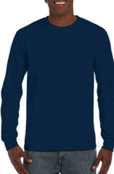 Hammer™ Adult Long Sleeve T-Shirt von der Marke Gildan in Sport Dark Navy
