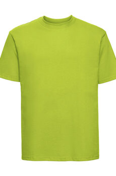 Classic T von der Marke Russell Europe in Lime