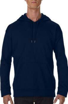 Performance Adult Tech Hooded Sweatshirt von der Marke Gildan in Sport Dark Navy