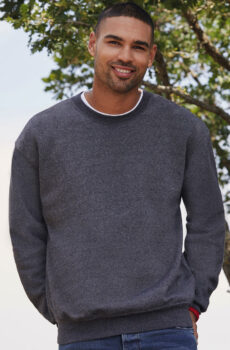 Classic Set In Pullover