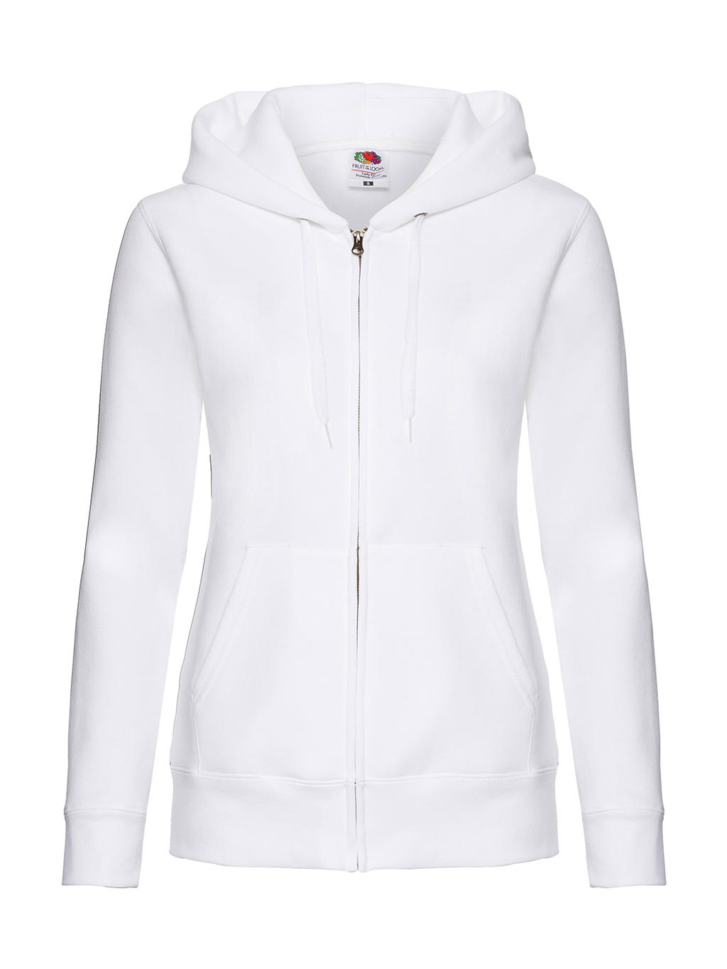 the latest a1738 0d469 Premium Hooded Pullover Jacke Damen-Fit • Fruit of the Loom