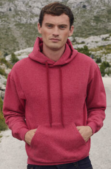 Classic Hooded Pullover