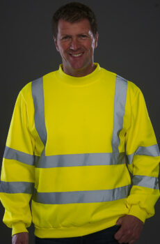 Fluo Pullover
