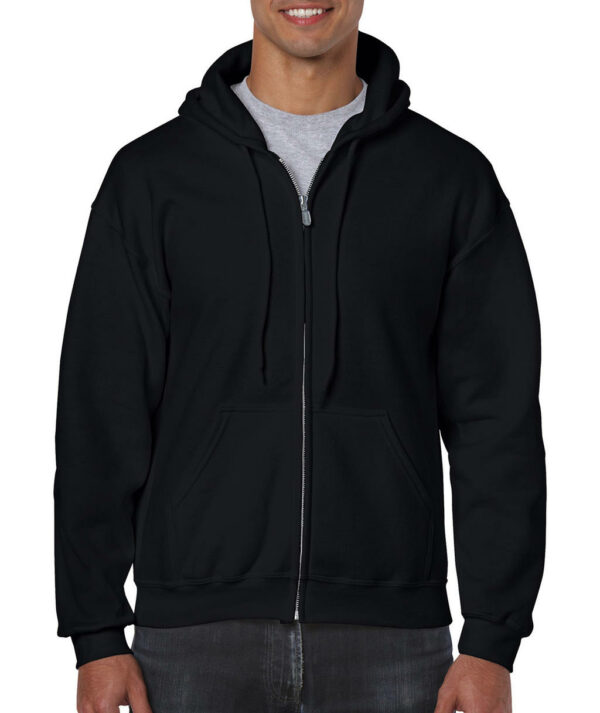 Heavy Blend Erwachsenen Full Zip Hooded Pullover • Gildan