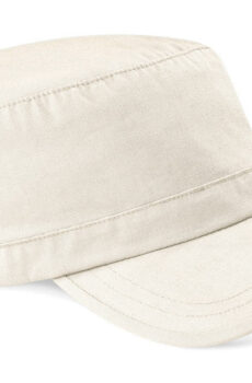 Army Cap von der Marke Beechfield in Natural
