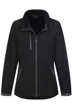 Active Softshell Jacke Women  •  Stedman