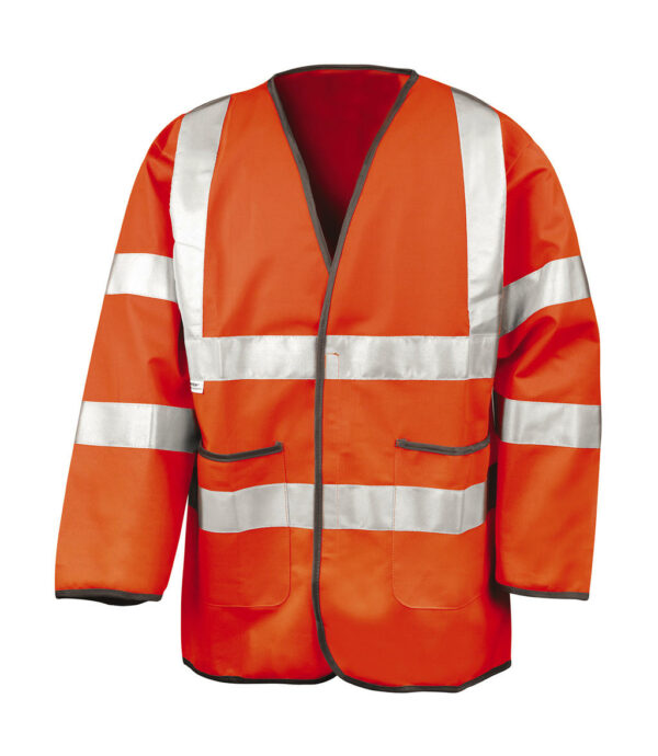 Light-Weight Safety Jacke  •  Result