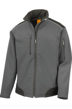 Ripstop Softshell Work Jacke  •  Result