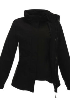 Women`s Kingsley 3-in-1 Jacket von der Marke Regatta in Black/Black