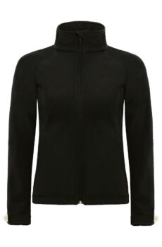 Hooded Softshell/Damen  •  B & C