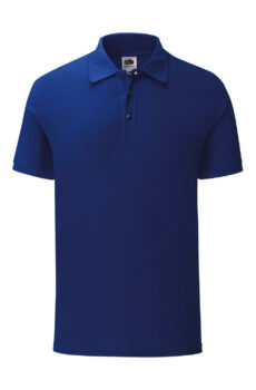 Iconic Polo von der Marke Fruit of the Loom in Cobalt Blue