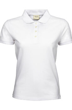 Damen Heavy Polo Piqué  •  Tee Jays