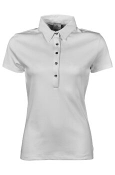 Damen Pima Cotton Polo  •  Tee Jays