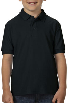 DryBlend® Youth Double Piqué Polo  •  Gildan