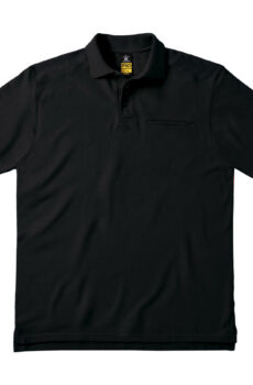 Skill Pro Workwear Pocket Polo  •  B & C