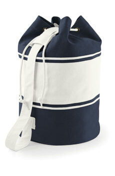 Canvas Duffle  •  Quadra