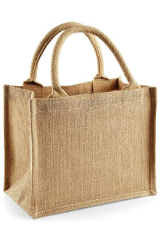 Jute Mini Gift Bag  •  Westford Mill