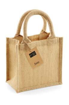 Jute Petite Gift Bag  •  Westford Mill