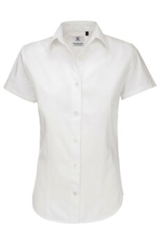 Sharp SSL/Damen Twill Shirt  •  B & C