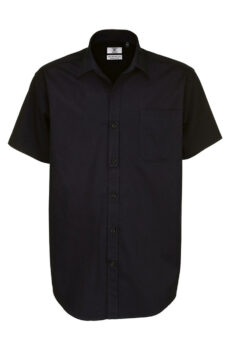 Sharp SSL/men Twill Shirt  •  B & C
