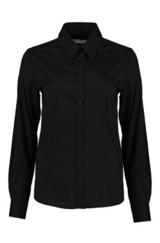Damen Tailored Fit Shirt  •  Kustom Kit