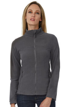 Coolstar/Damen Fleece Full Zip