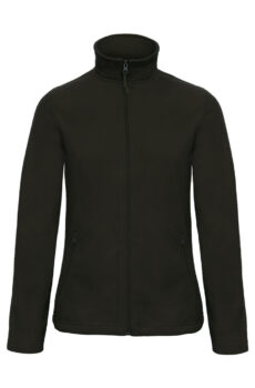 ID.501/Damen Micro Fleece Full Zip  •  B & C