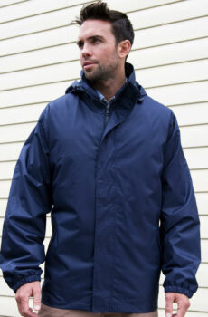 3-in-1 Jacke with quilted Bodywarmer