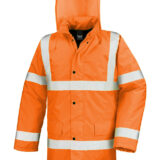 Core High Viz Motorway Coat  •  Result