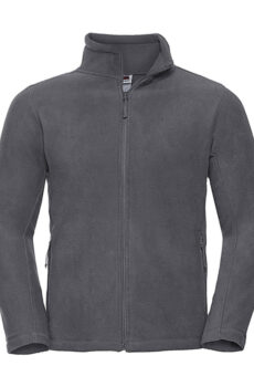 Herren Full Zip Outdoor Fleece  •  Russell Europe