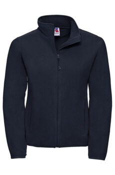 Damen` Fitted Full Zip Microfleece  •  Russell Europe
