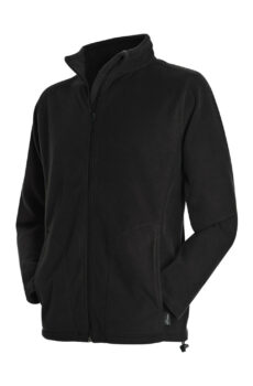Active Fleece Jacke Herren  •  Stedman