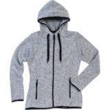 Active Knit Fleece Jacke Women  •  Stedman