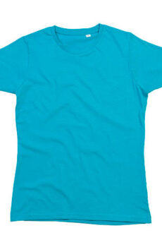 Women`s Superstar Tee von der Marke Mantis in Surf Blue