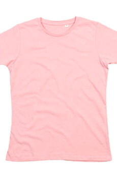 Women`s Superstar Tee von der Marke Mantis in Soft Pink