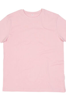 Men`s Essential Organic T von der Marke Mantis in Soft Pink