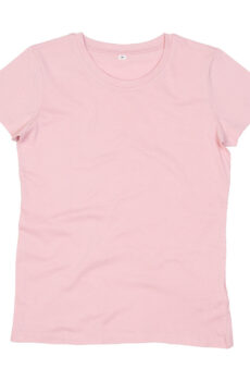 Women`s Essential Organic T von der Marke Mantis in Soft Pink