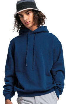 Classic Hooded Basic Pullover