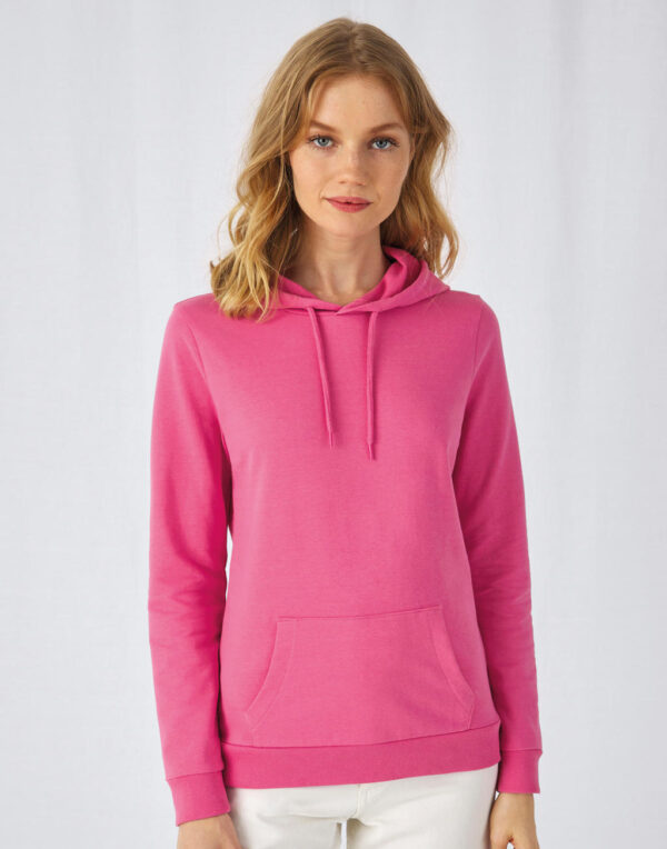 #Hoodie /Damen French Terry