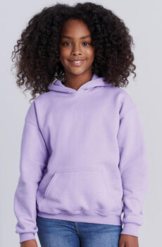 Heavy Blend Youth Hooded Pullover