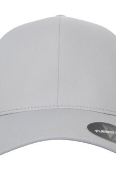 Flexfit Delta Adjustable Cap von der Marke Flexfit in Silver